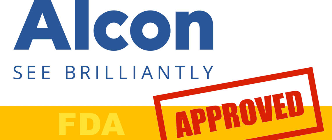 Alcon's PanOptix approved